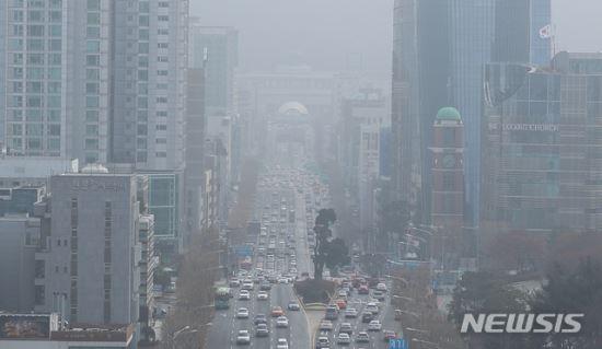 20일 '대한'… 큰추위 대신 미세먼지 기승, 새벽엔 눈·비