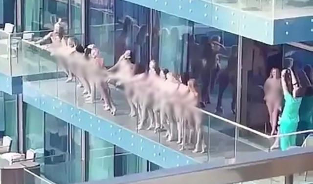 두바이 건물서 나체 촬영한 女 모델들, 징역형 위기-국민일보